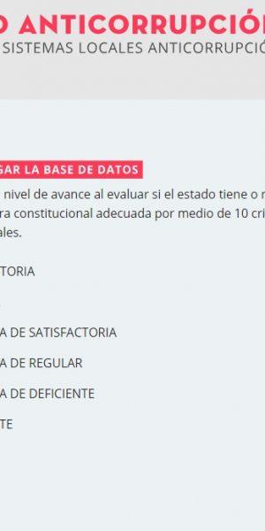 ¿Qué falta para armonizar a Tlaxcala con el Sistema Nacional Anticorrupción?