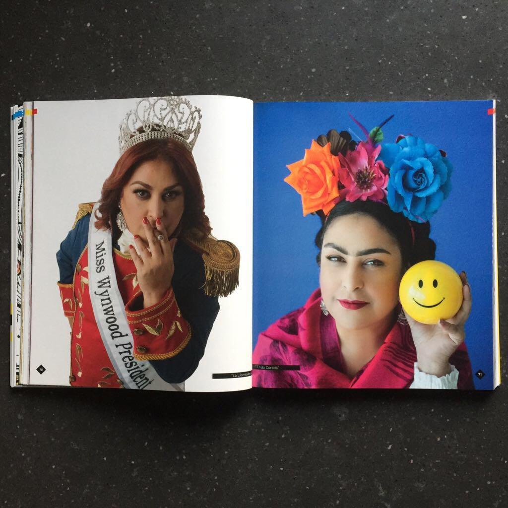 La artista multimedia Nina Dotti estará presente en la Feria Internacional del Libro de Miami 2017