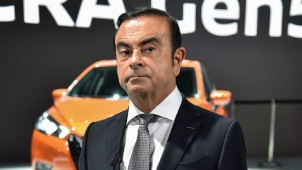 Cae por fraude fiscal Carlos Gohsn Presidente de Nissan-Renault