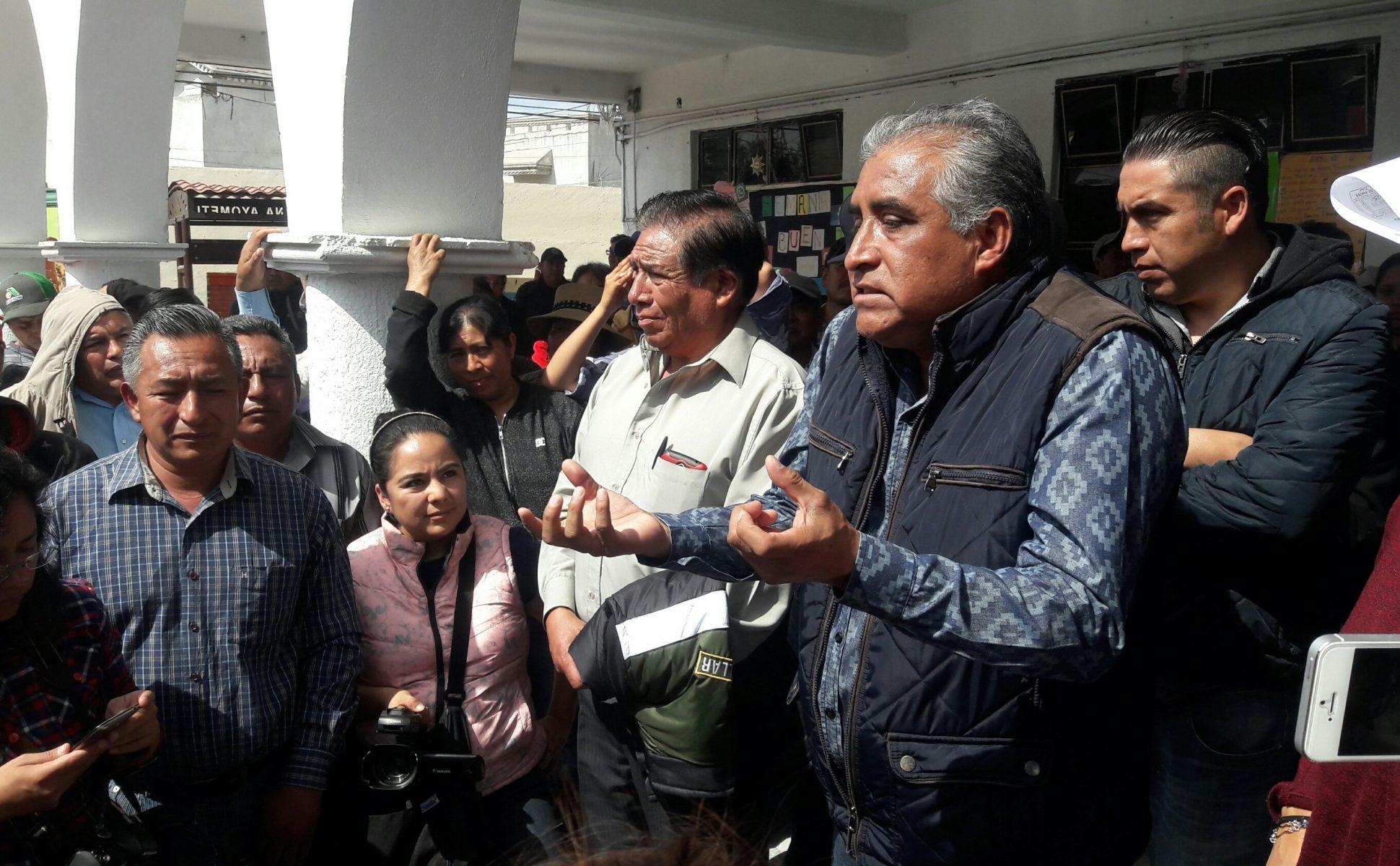 Con pruebas contundentes, en Ayometla podría darse primer revocación de mandato del presidente
