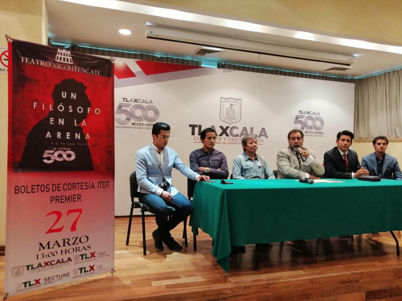 "Proyectarán ""Un filósofo en la arena"", documental neutral de la Tauromaquia"