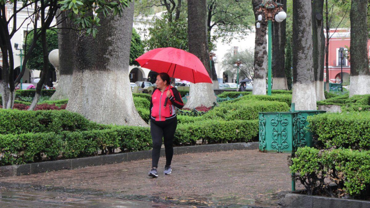 Incremento de lluvias y temperatura en Tlaxcala para los próximos 3 meses