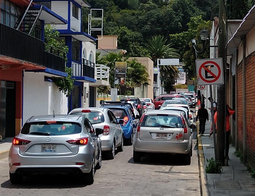 Congestionamientos cuesta a tlaxcaltecas 4mmdp