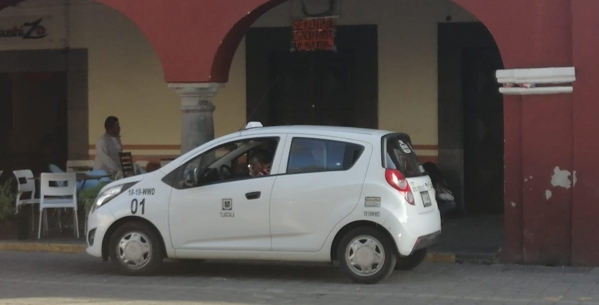 Casi 4 de cada 10 mujeres en Tlaxcala dejan de tomar un taxi por temor
