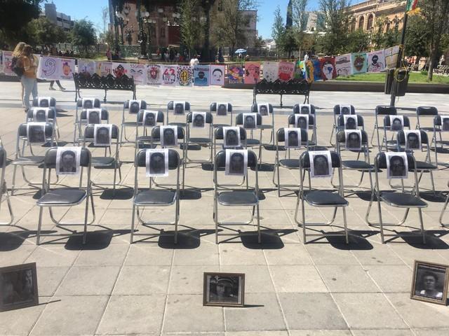 A 5 años de la desaparición de los 43 exigimos verdad y justicia: Iniciativa Popular contra la Trata de Mujeres y niñas