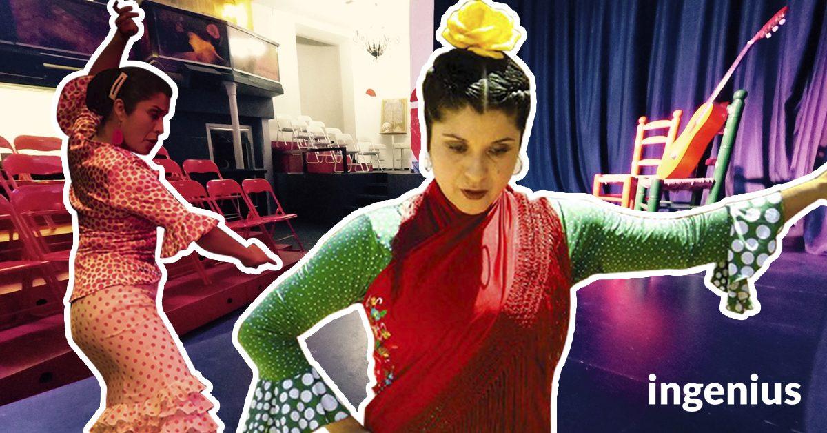 El flamenco en Tlaxcala, una comunidad fiel y entregada