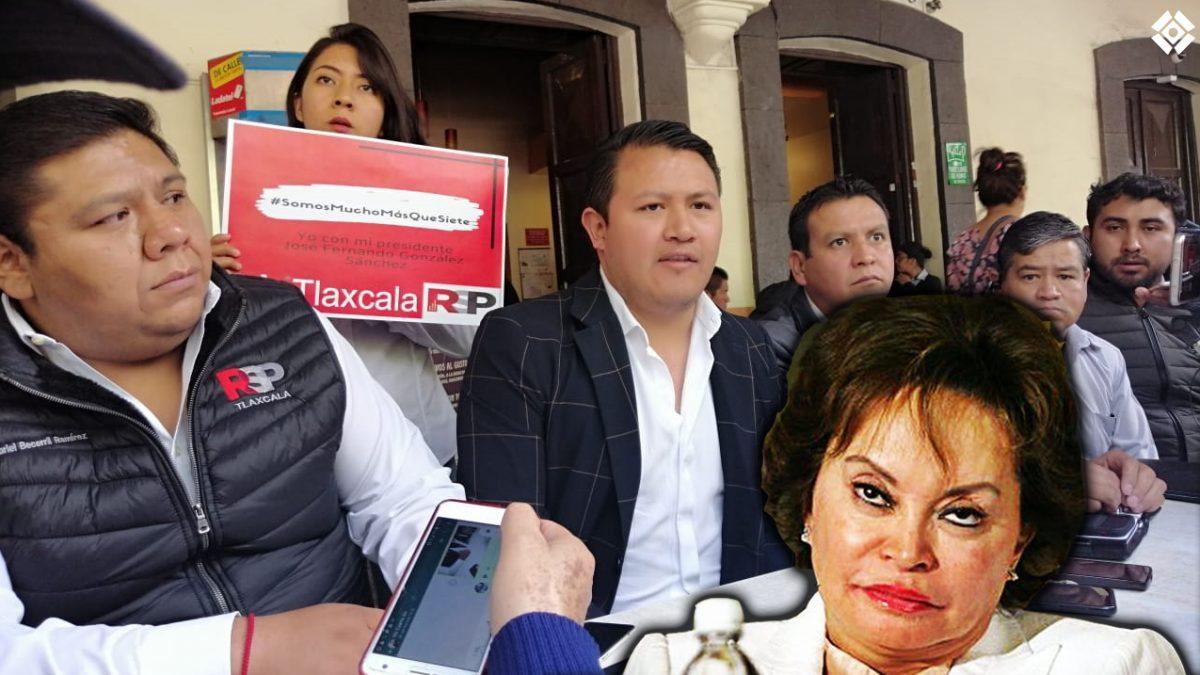 Buscan que partido ligado a Elba Esther Gordillo entre a boletas electorales en Tlaxcala
