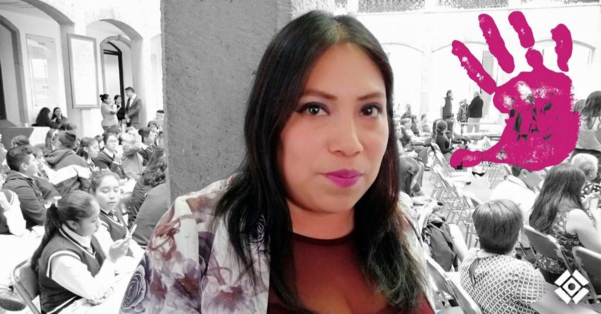 Más de un año después, agresor de Laura no ha sido sentenciado; teme por su vida