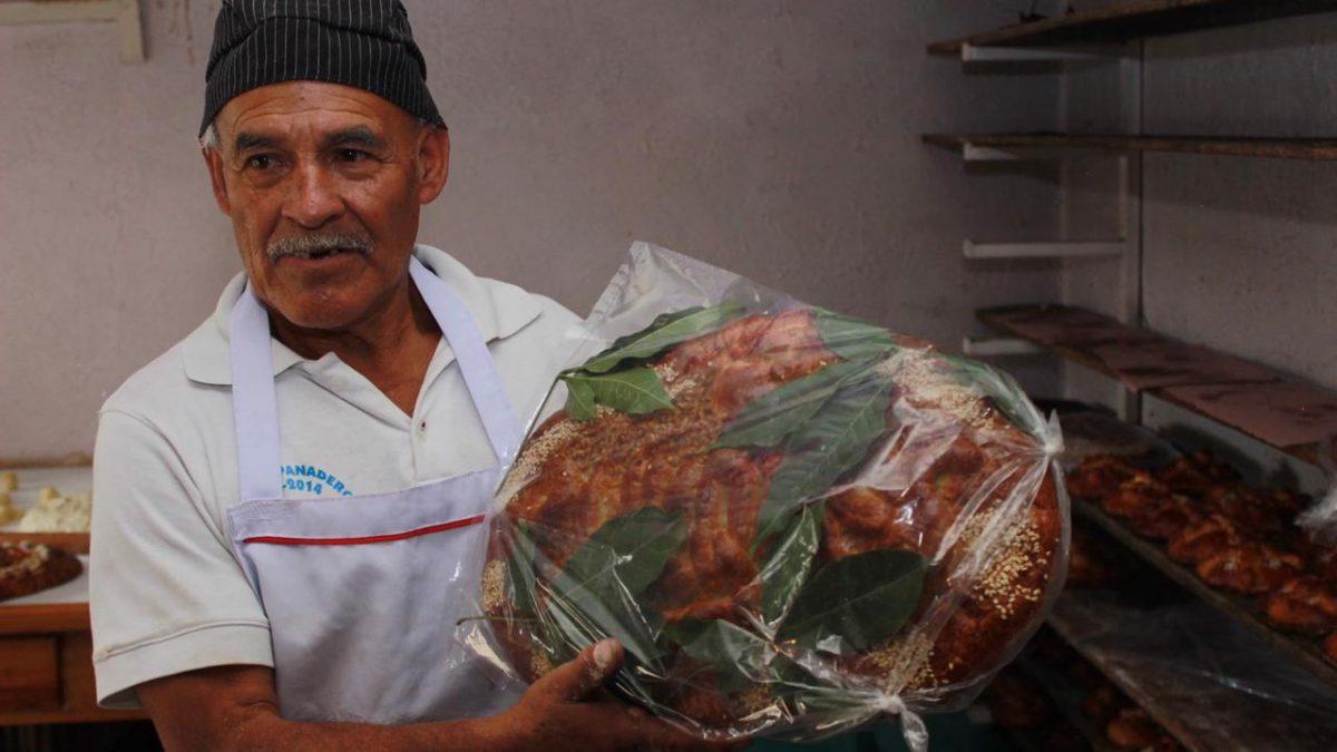 Entregar su corazón al horno de pan, así es la vida Don Quiro