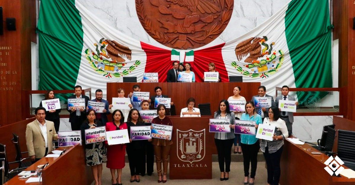 No se castiga en Tlaxcala violencia política a la mujer; el delito no está tipificado