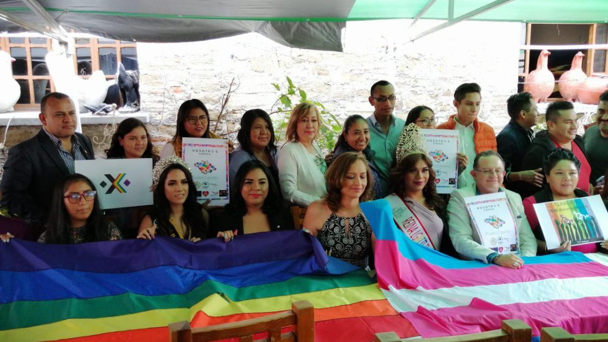 Tlaxcala y 8 estados sentaron bases a favor de personas trans en todo el país