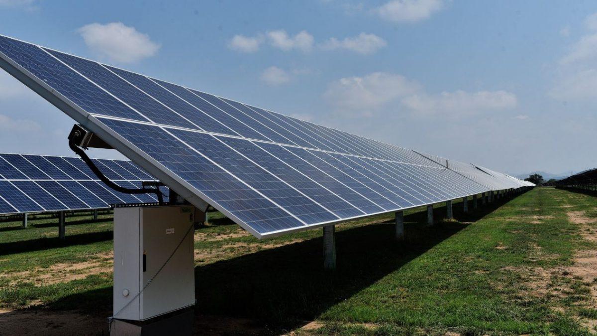 ¡Bienvenida la energía renovable! Pone Tlaxcala en marcha primer planta fotovoltaica del país