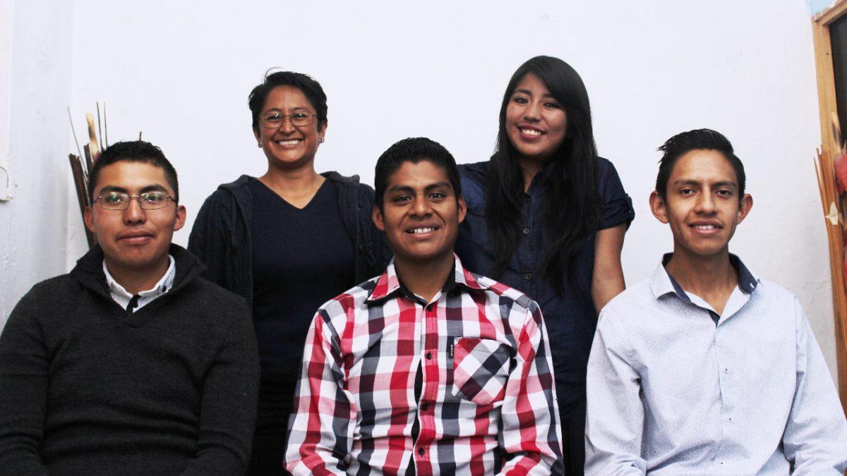 DEMEJ, un espacio de aprendizaje para personas con discapacidad en Tlaxcala
