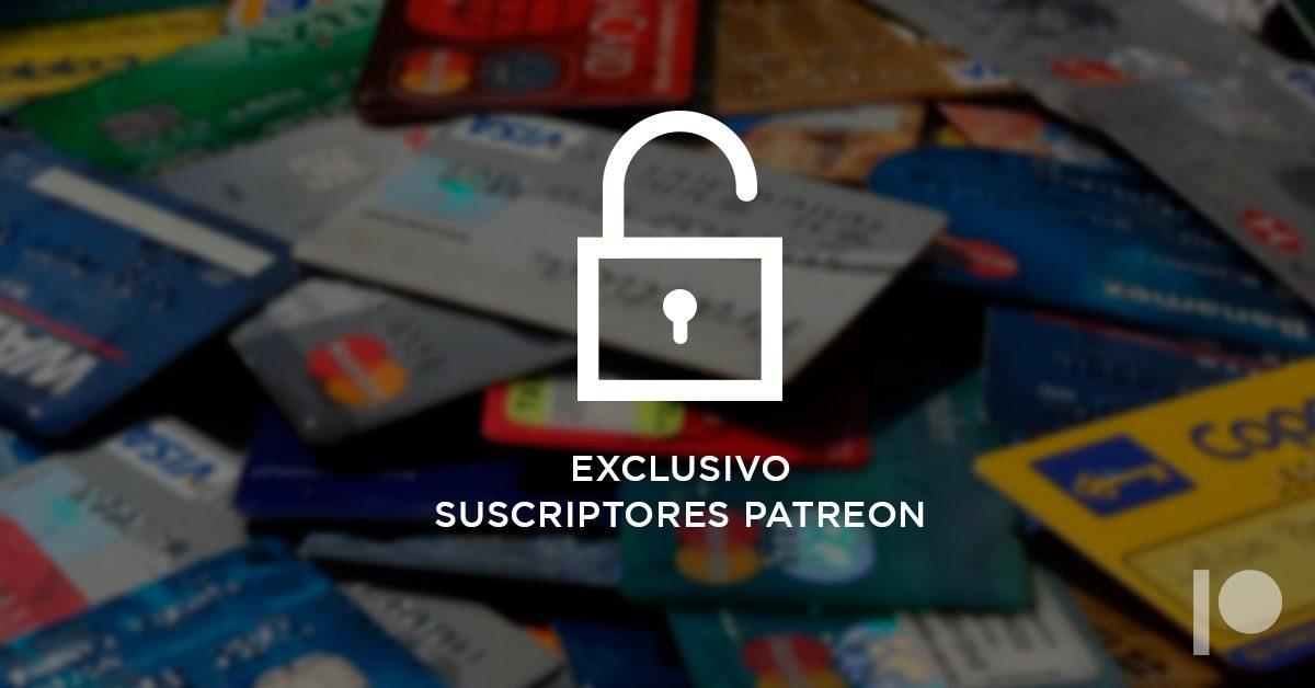 Protegido: ¿Porque es más caro adquirir tarjetas de crédito en Tlaxcala?