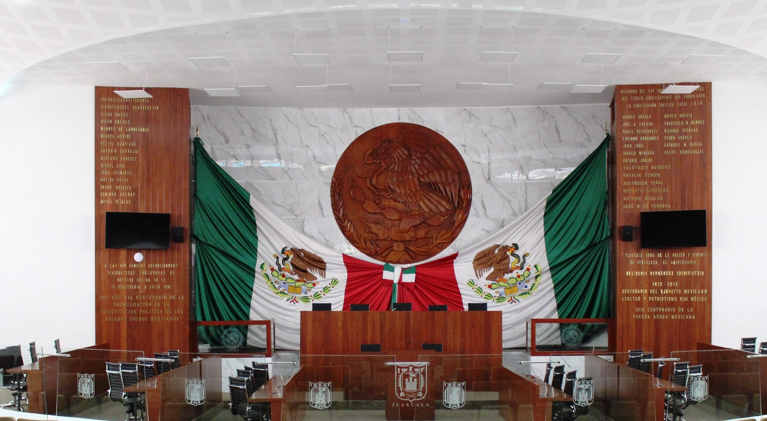 """El Congreso y el Poder Judicial del Estado de Tlaxcala invitan el 07 de junio a la conferencia magistral """"Reflexión histórico-jurídica del constituyente en Tlaxcala"""""""