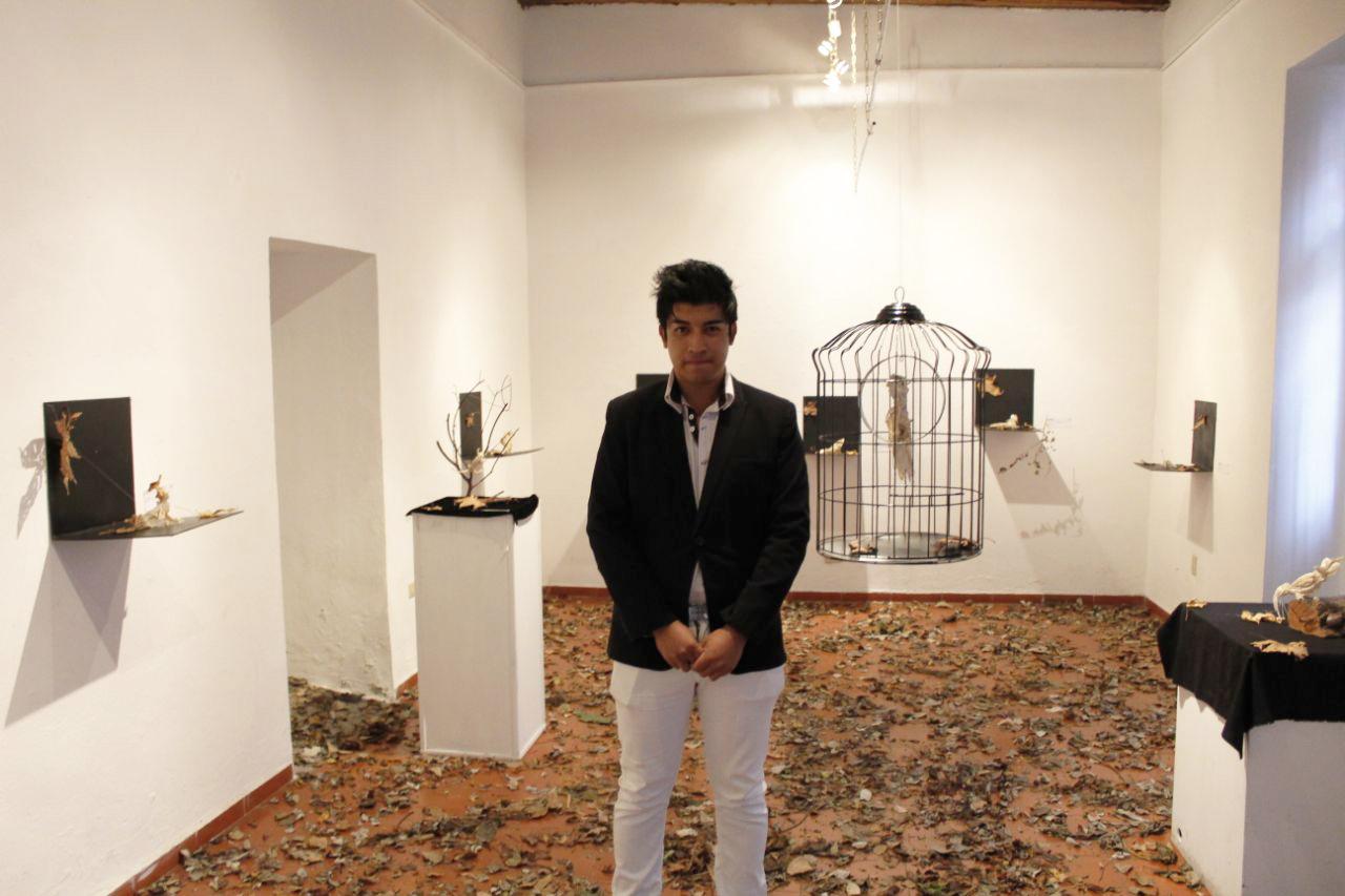 Se presenta exposición Un final que seguirá viviendo en la Casa del Artista