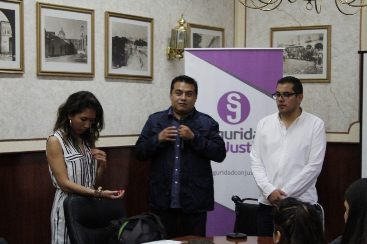 Ofrece Ayuntamiento de Tlaxcala capacitación para conocer el Nuevo Sistema de Justicia Penal