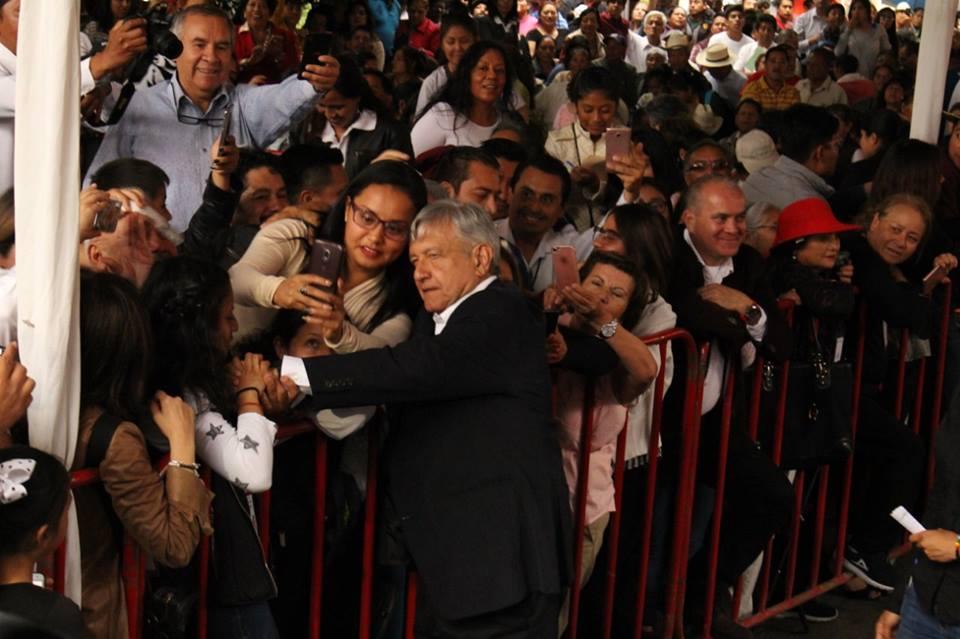 Presenta AMLO Programa de Bienestar para Tlaxcala