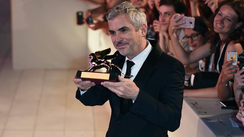 Roma se perfila para ser el mayor éxito de Alfonso Cuarón