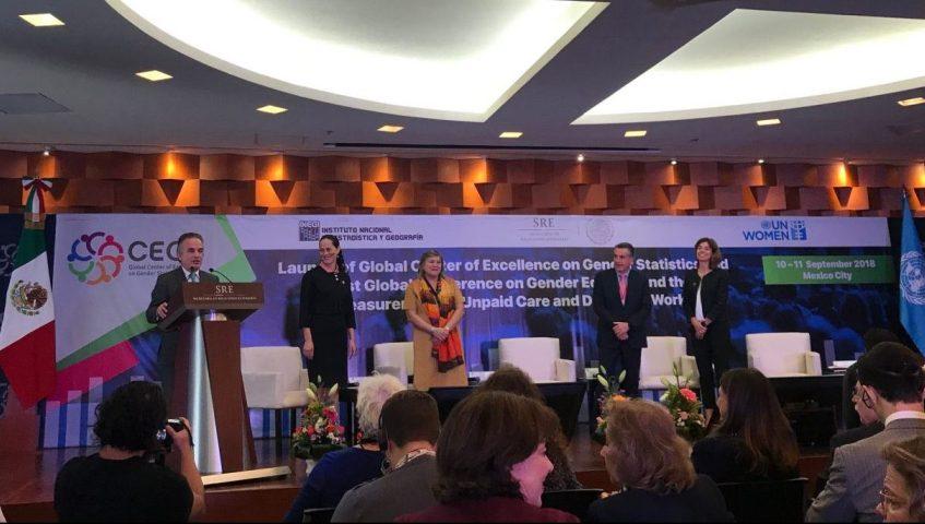 En México se tiene la primera institución en el mundo que creará estadísticas con perspectiva de género