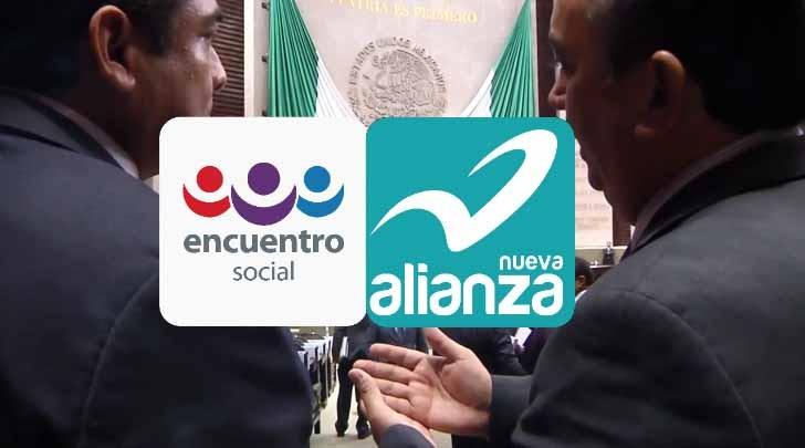 Partidos desaparecidos restan al país 4 mil millones de pesos