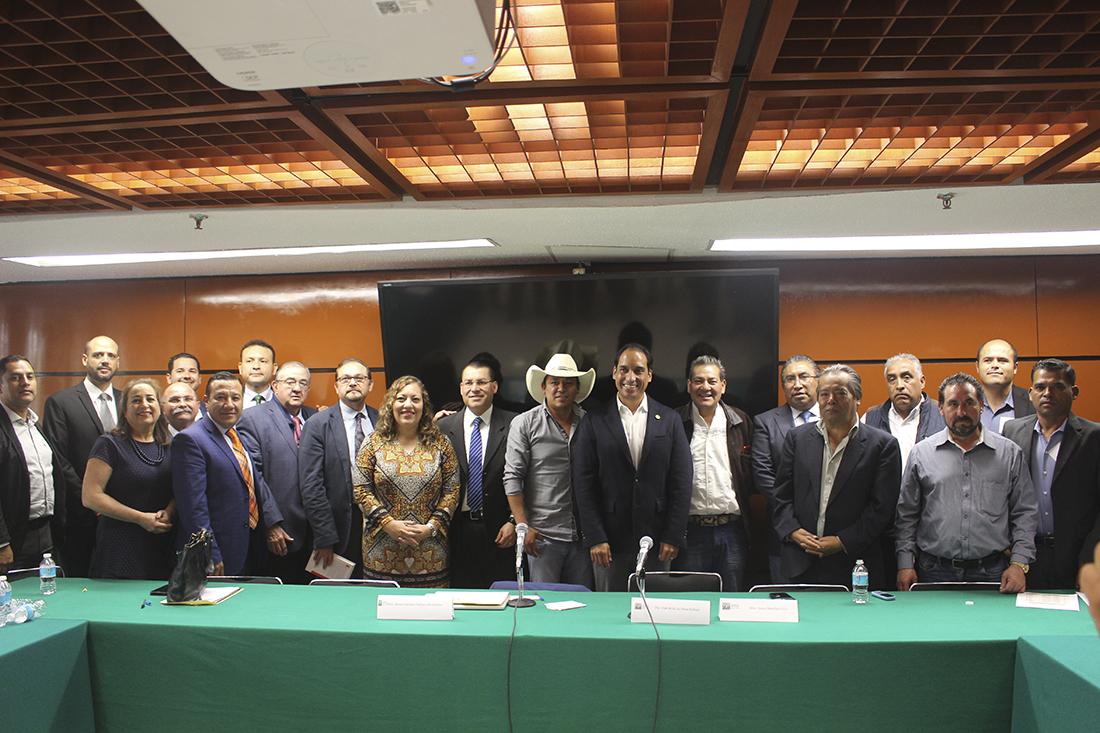 Abandera José de la Luz dotar de autonomía presupuestal a órganos estatales de transparencia y rendición de cuentas