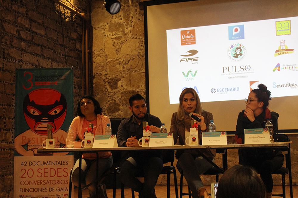 Se nutre de reflexiones CentralDoc con Colectivo Transgénero de Tlaxcala