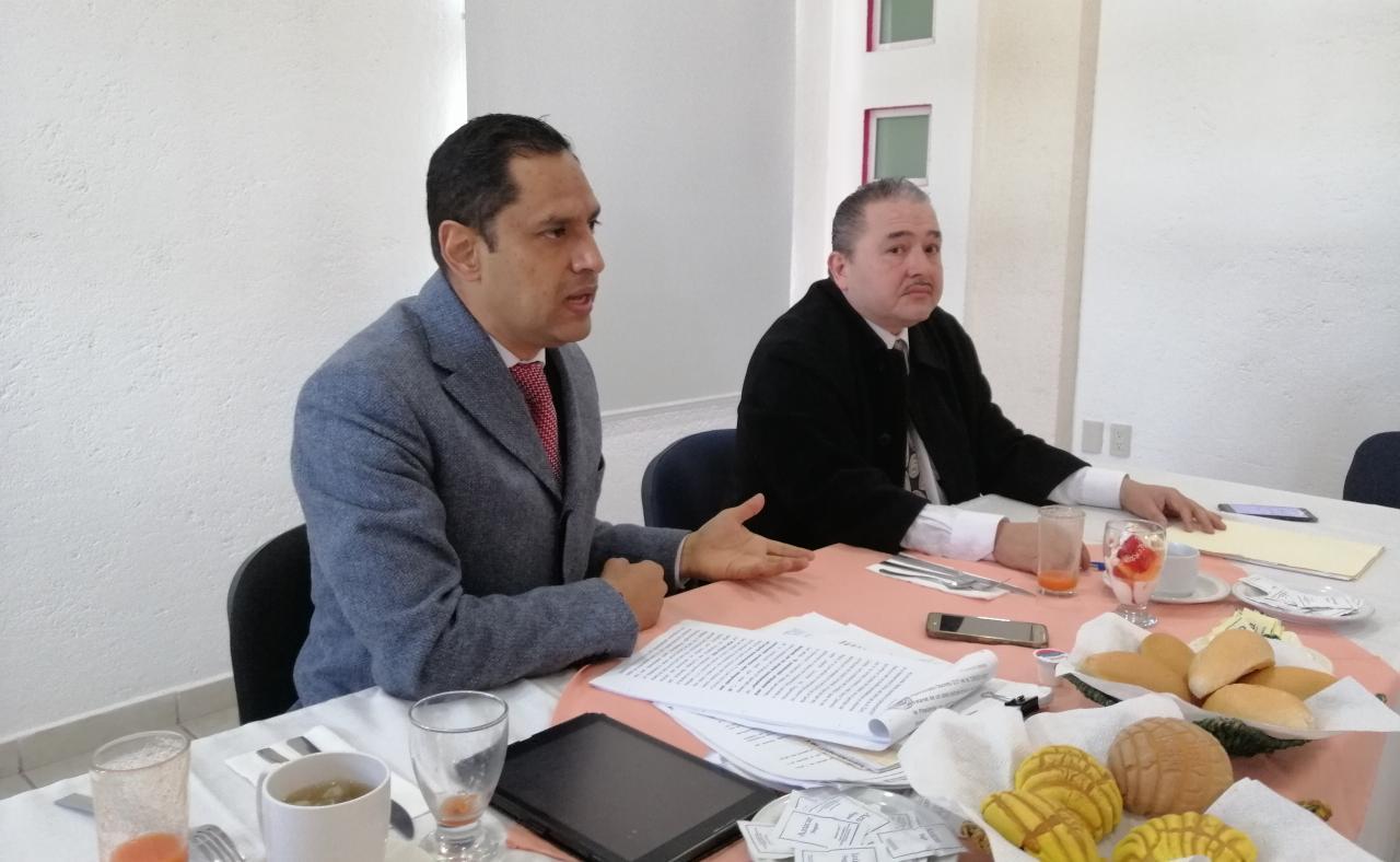 Comisionados piden cese autoritarismo en IAIPTlax