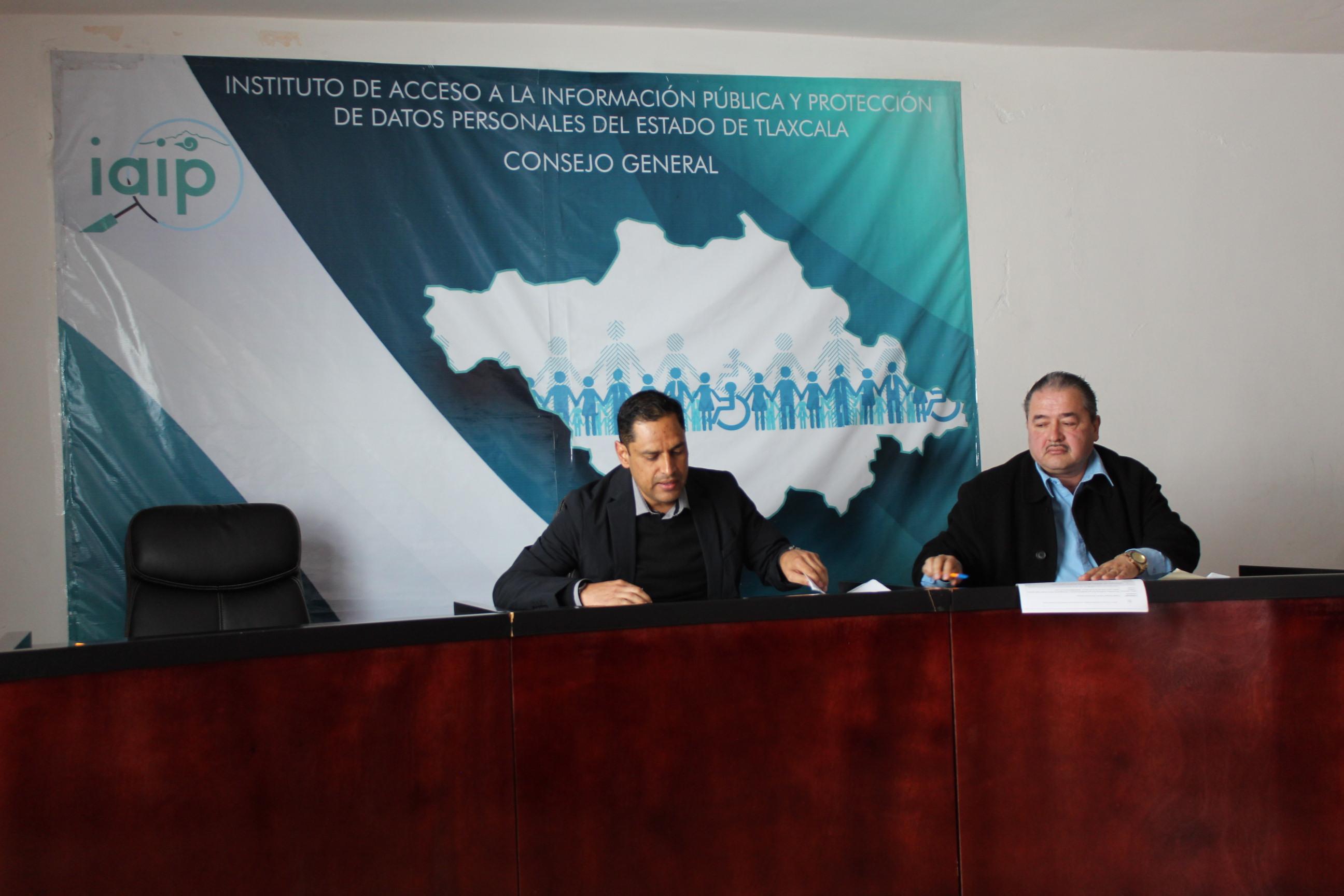 Propone presidente de IAIP 30 enero como Día del Derecho a la Información Pública