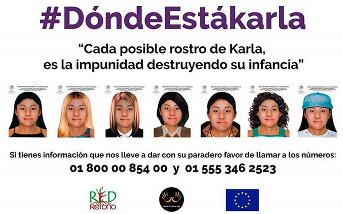 Acredita CNDH cuatro violaciones en investigación sobre desaparición de Karla Romero