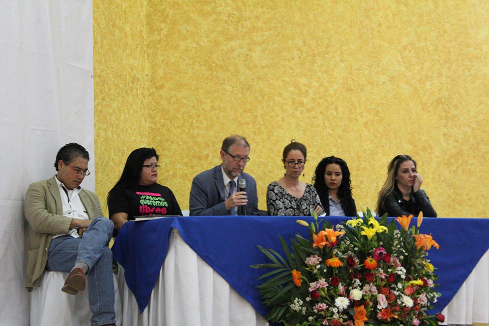 Solicita Fray Julián y academia a SEPE programa educativo para prevenir violencia de género y trata