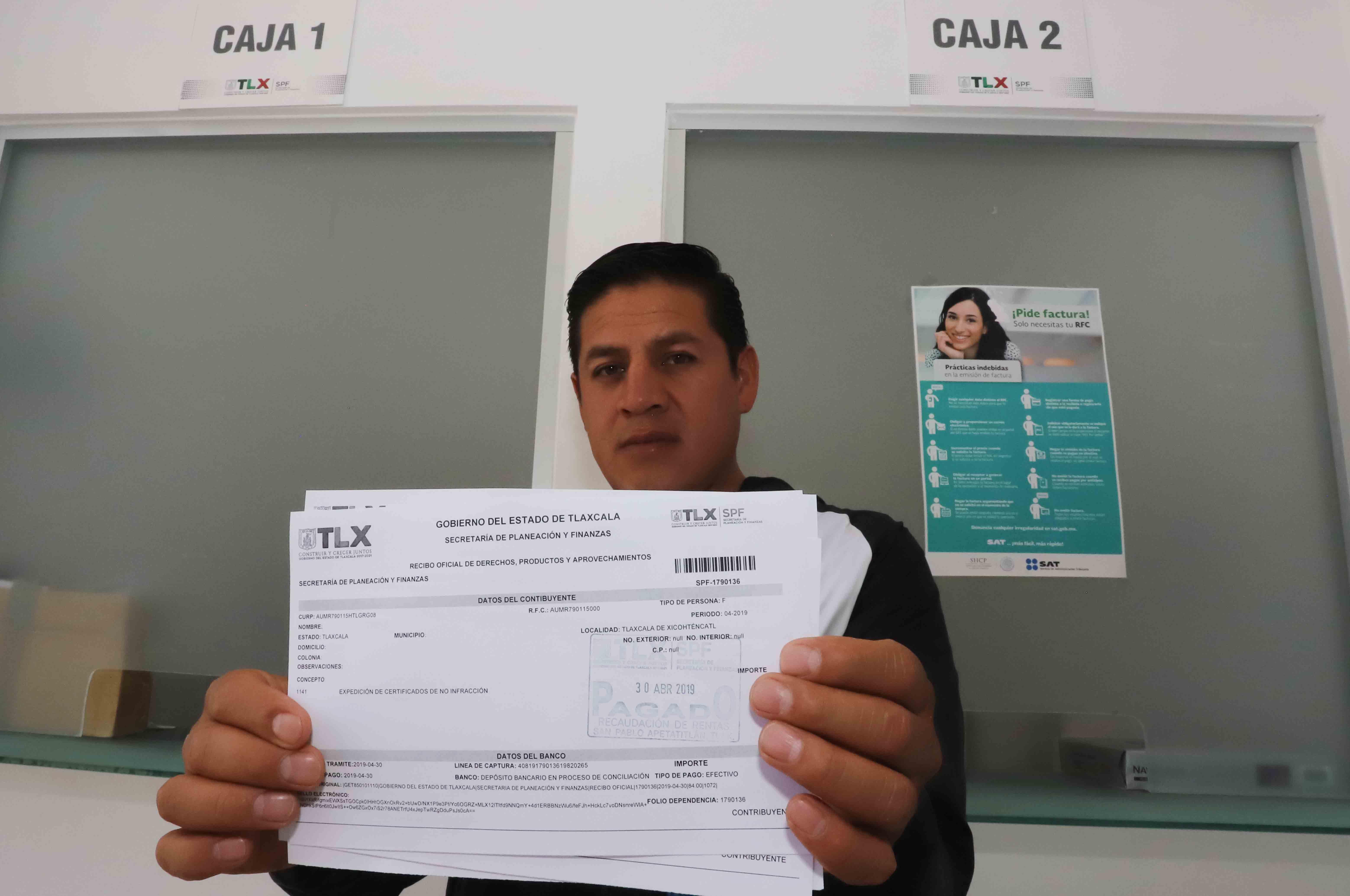 Extienden plazo para pagar refrendo vehicular; acuerdan 31 de mayo