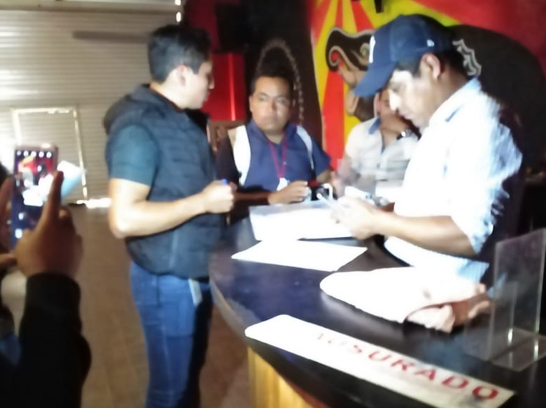 Clausurados dos lugares que vendían alcohol a menores cerca de universidades en Zacatelco