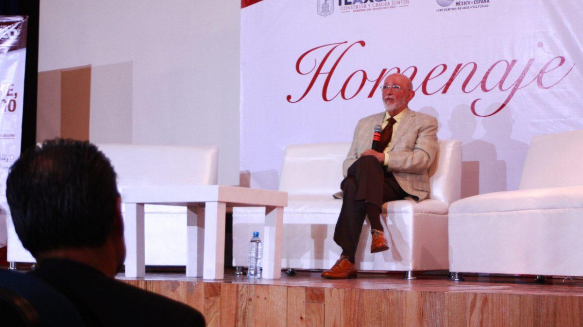 Importante investigador del INAH es homenajeado Tlaxcala