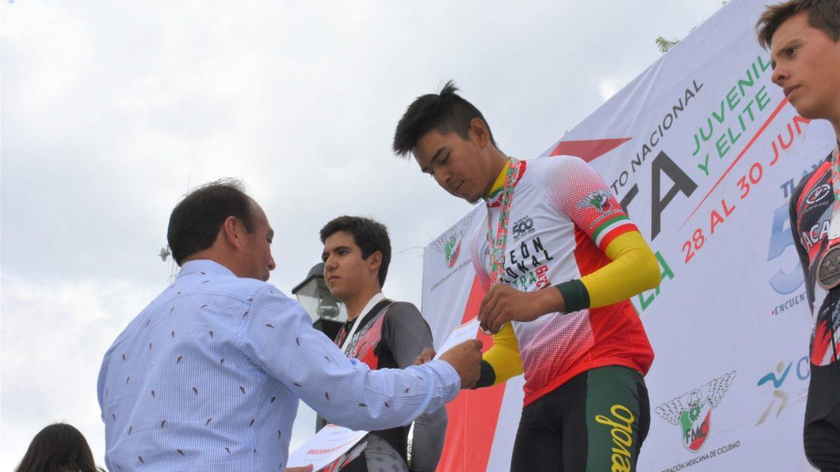 Organización de Zacatelco para Campeonato Nacional de Ciclismo supera a Tlaxcala