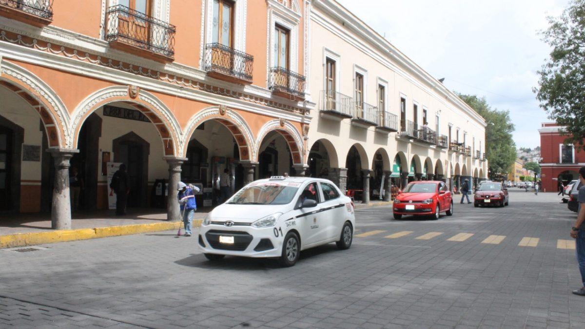 Alerta vial, cerrarán nuevamente  transportistas calles en la capital