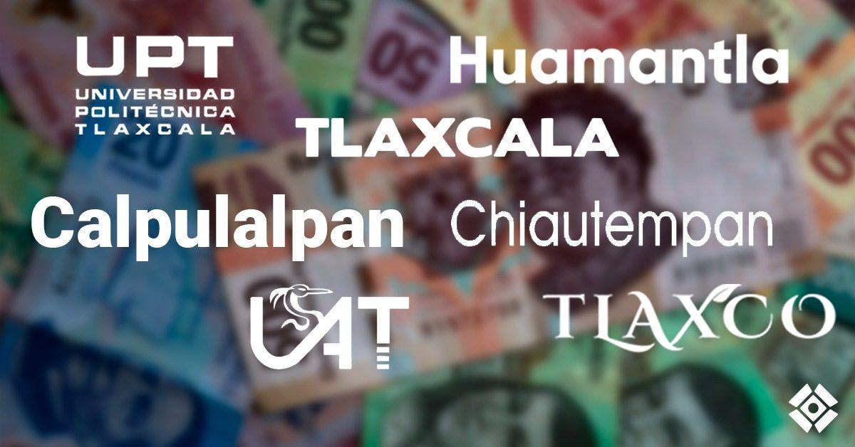 UPT, UATx, Mena y tres municipios en lista nacional por no comprobar recursos desde 2017