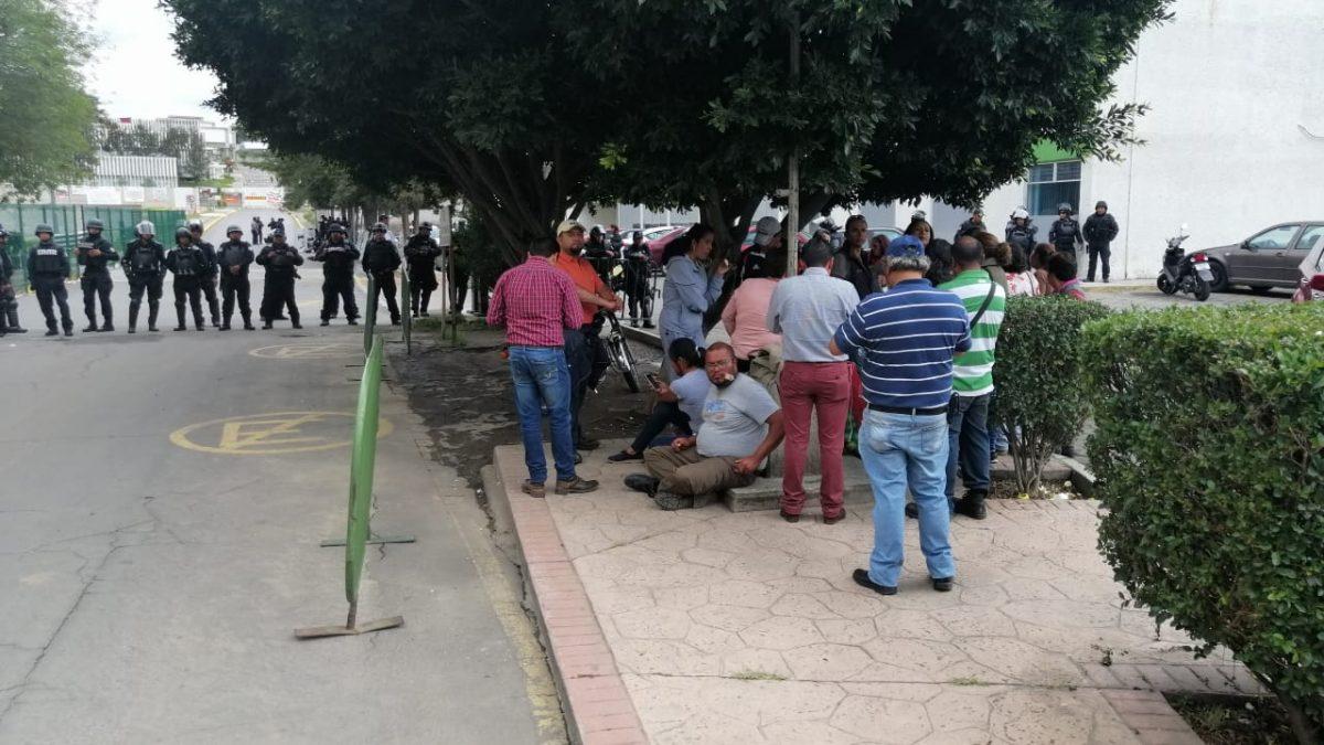 Crónica del levantamiento en la SEPE, desde un maestro evacuado