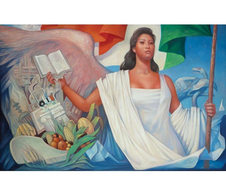 Reclama Tetla a Tlaxco ante Congreso origen de la musa Victoria Dorantes