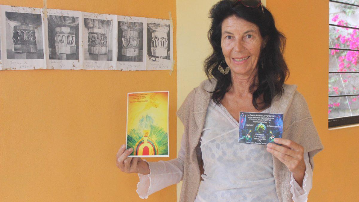 Euritmiadanza dará una gran experiencia en el teatro Xicoténcatl