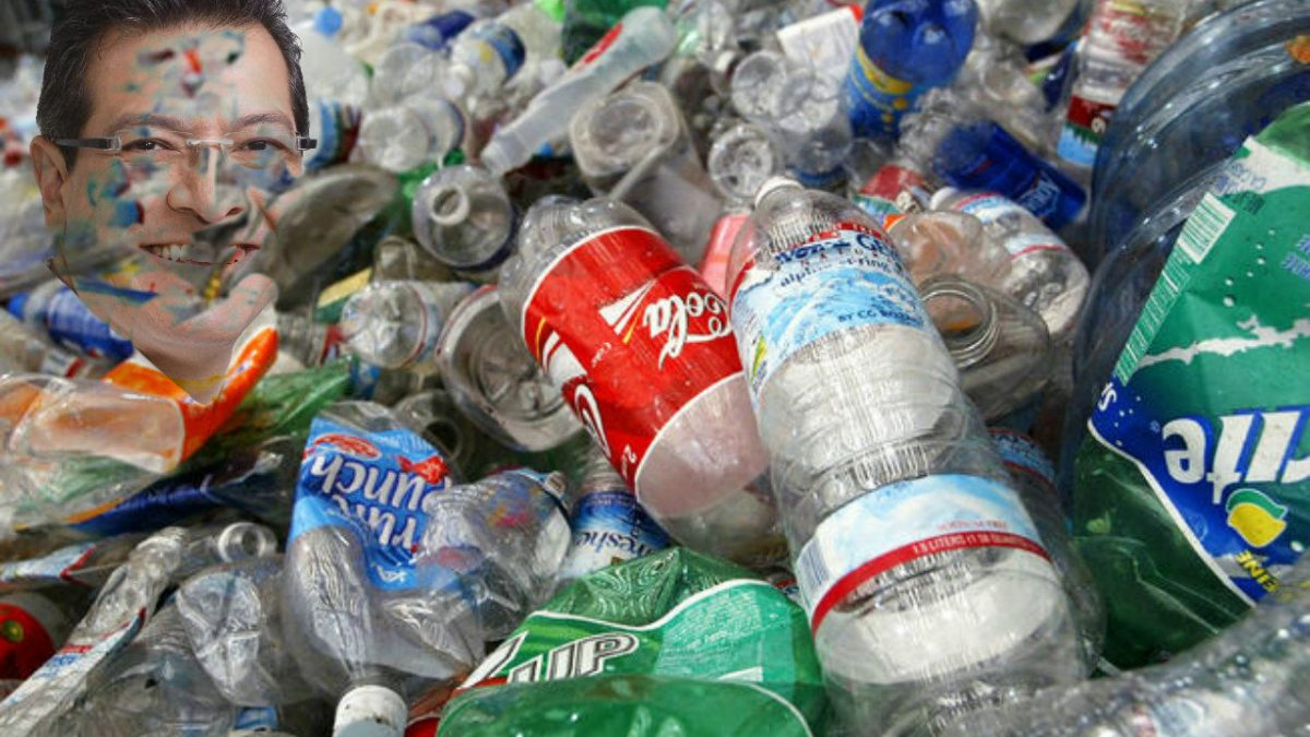 ¿Qué dice Greenpeace de los argumentos de Mena para vetar Ley antiplásticos?