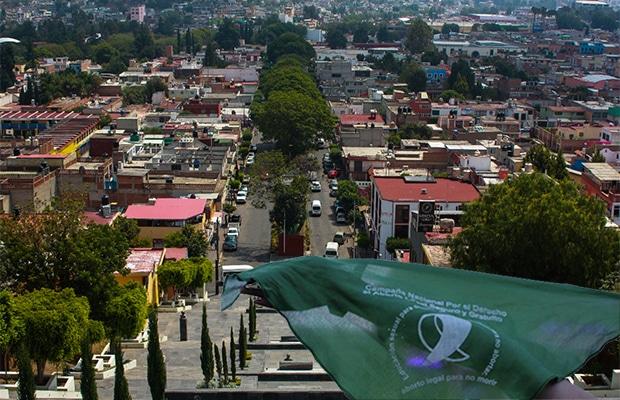 ¿Qué es la Marea Verde y cómo llega a Tlaxcala? Aquí el posicionamiento oficial