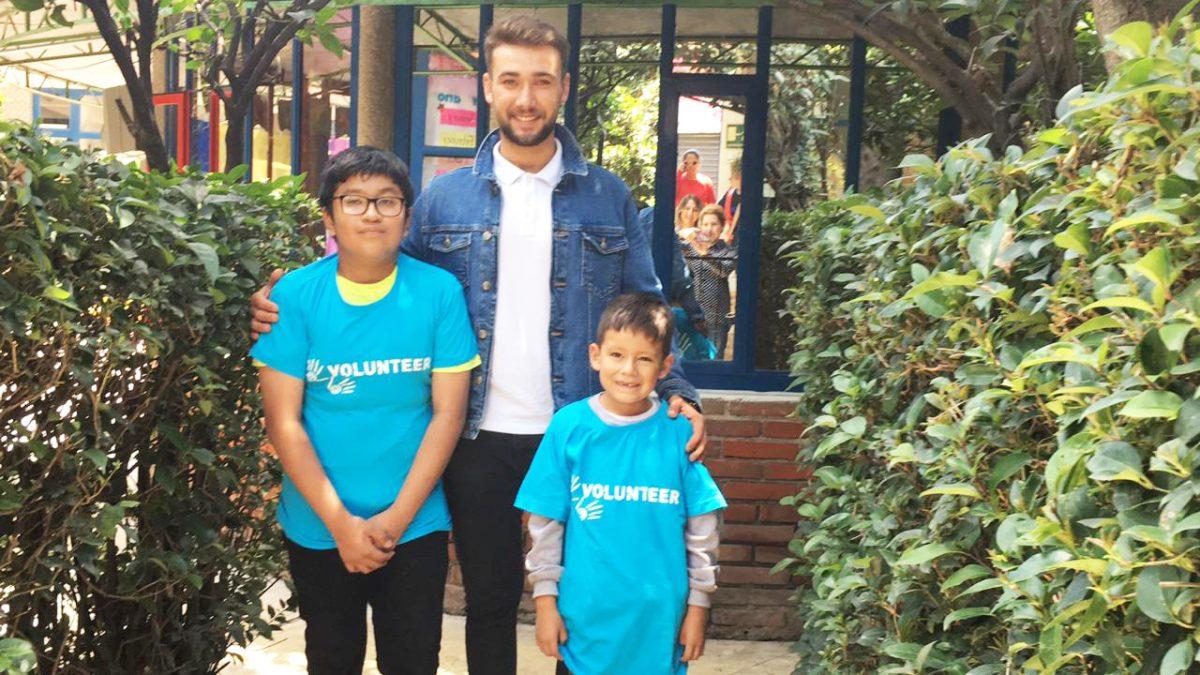 Abre Simón Bolívar red de cooperación entre iniciativas locales con Adventure Volunteer