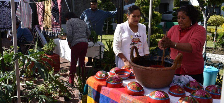 Mercado Ecológico Zacatelco