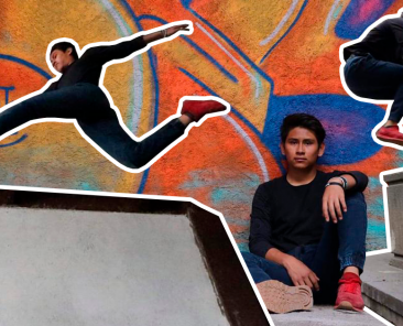 Parkour Tlaxcala
