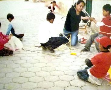Náhuatl-maestra