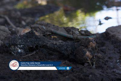 La omision del gobierno Tlaxcalteca ante la crisis socioambiental