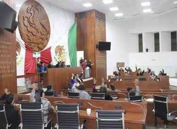El congreso local redujo 205 el aumento de su presupuesto para el 2020
