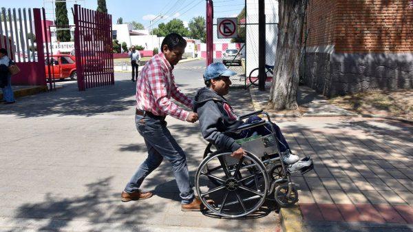 """Premio estatal de la Juventud """"discapacidad"""""""