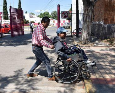 Discapacidad-Acceso